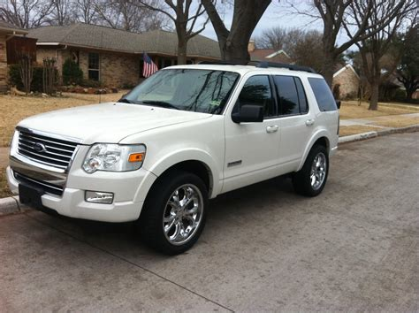 Ford Explorer 2008 by 2008 Ford Explorer Pictures Cargurus