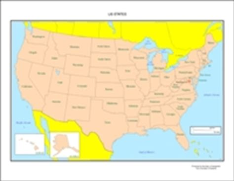 map of united states showing state boundaries us canada maps yellowmaps world atlas