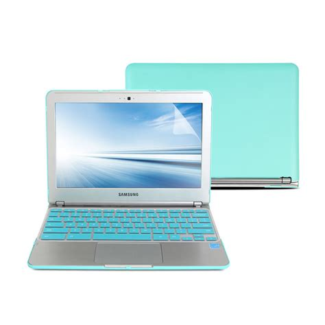 Samsung 11 6 Chromebook by Samsung 11 6 Quot Chromebook Gmyle 3 In1 Frosted Turquoise Blue Ebay