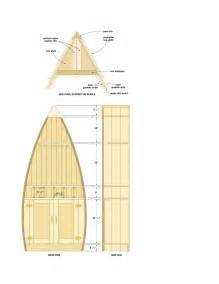 pdf plans boat shaped shelves diy buffet table