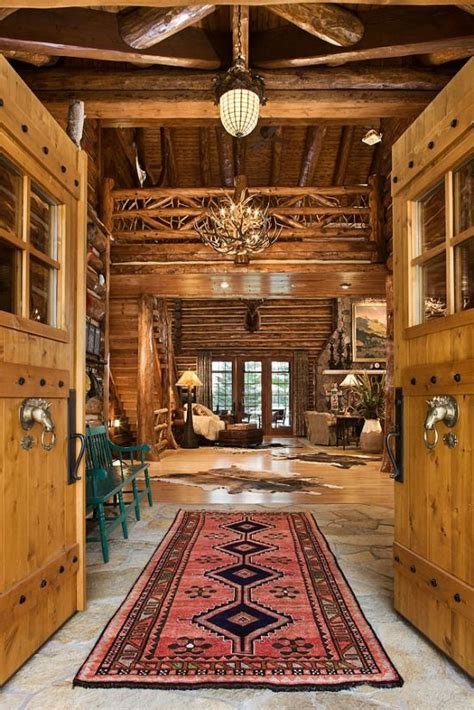 Home Source Interiors by Log House Interiors 2 Woodz