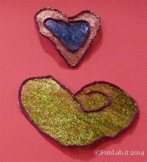 Bianca Home Decor lavoretti per san valentino cuori glitter