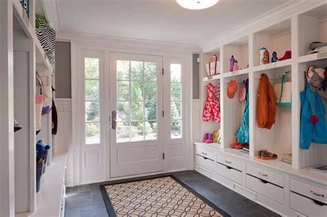 mudroom design large mudroom transitional laundry room wright