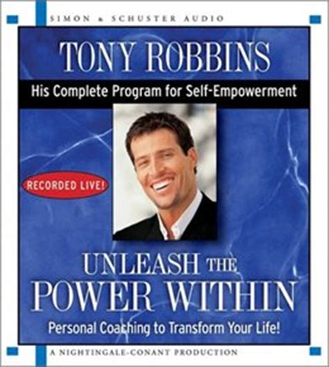 unleash the novels books unleash the power within personal coaching from anthony