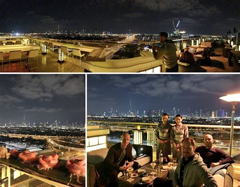 dubai top bars 5 best rooftop bars in dubai dubai travel blog