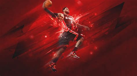 basketball star lebron james poster background basketball