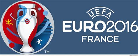 the uefa european football uefa euro 2016 logo and png symbol no1 football info 1football org