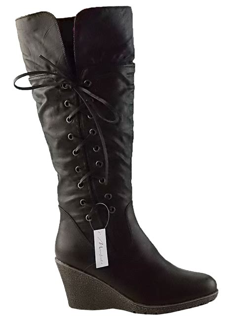 charcoal high heels new manfield charcoal grey lace up design zip high