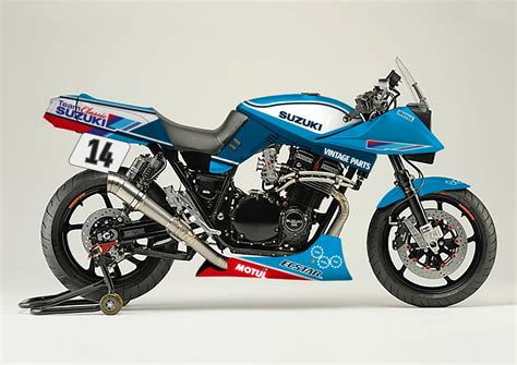 Suzuki Katana Suzuki To Build Katana Endurance Racer At Motorcycle Live