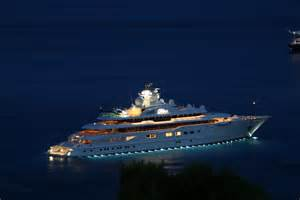 Super yacht mega yacht mega yacht dilbar night yacht motor yacht