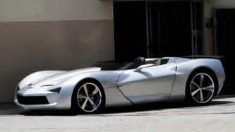 2010 chevrolet corvette stingray speedster concept