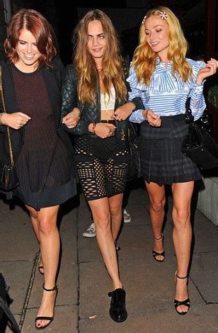 Guess Who Eats The Least During Fashion Week home daily mail
