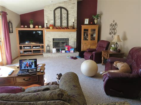 cluttered living room a guide to cleaning the clutter out of your living room