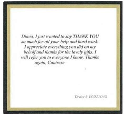 thank you letter sle to client thank you letter to client letter of recommendation