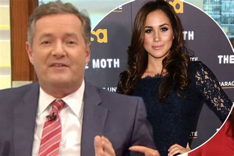 piers morgan gives prince harry dating advice and reveals - Piers Morgan Meghan