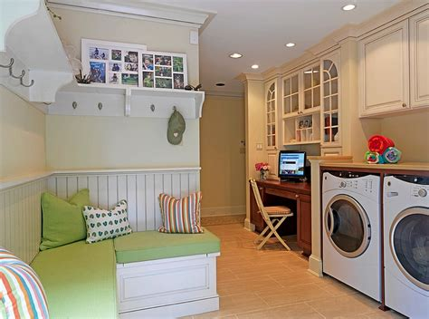 laundry office 25 space saving multipurpose laundry rooms