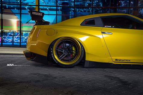 nissan wheel rocketbunny nissan gt r adv06r track spec cs wheels