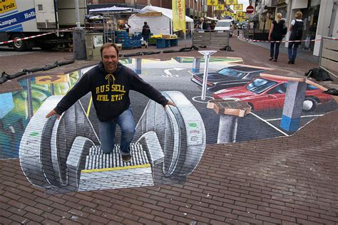 amazing  chalk art street paintings bashooka