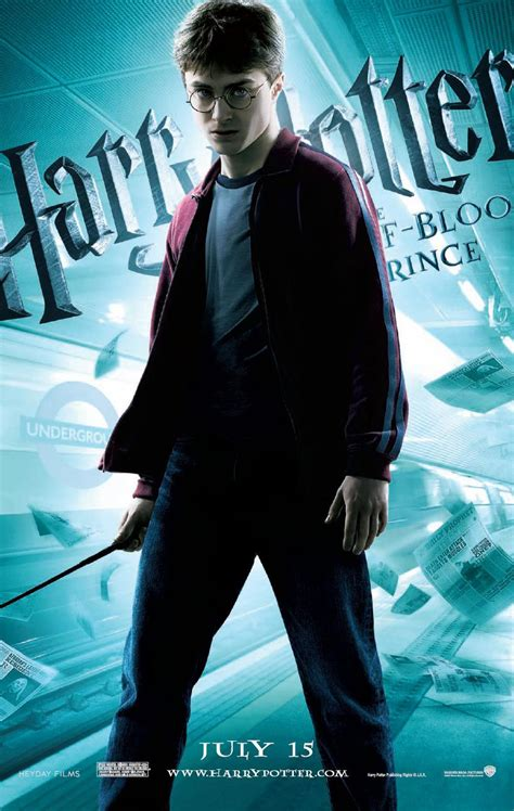 harry potter and the half blood prince 2009 full cast photos of daniel radcliffe