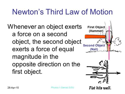 biography of isaac newton and his third law chapter 5 newton s third law of motion ppt video online