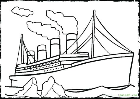 how to draw a boat sinking ship sinking drawing at getdrawings free for