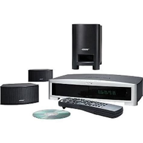 bose 321 gs ii dvd home entertainment system home audio
