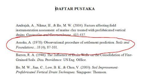 membuat footnote yang bersumber dari internet contoh daftar pustaka dan bagaimana penulisannya