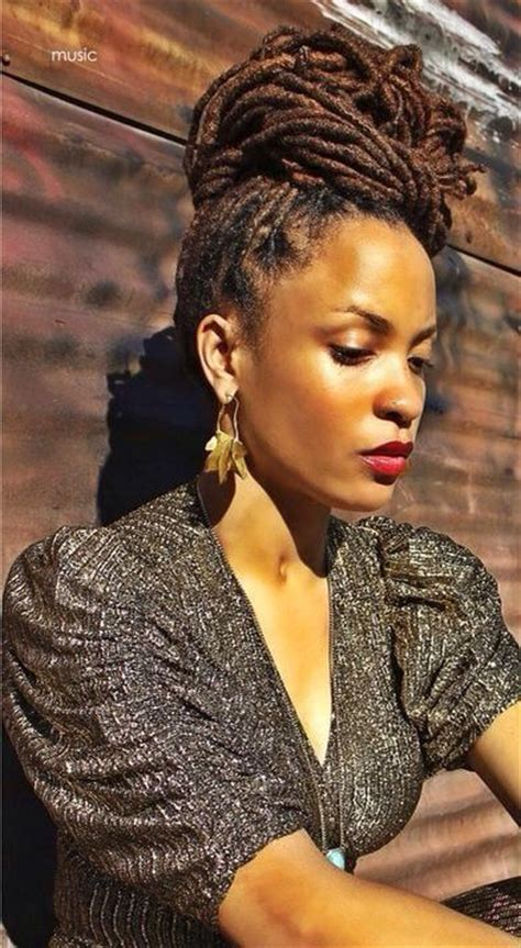 black women soft dreads 86 best lovely locs images on pinterest