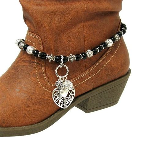 how to make boot jewelry boot bracelet boot bling and more