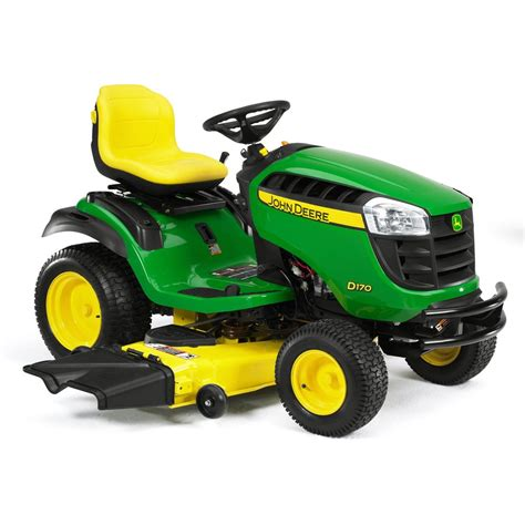 Riding Lawn Mower Sweepstakes - john deere d170 25 hp v twin hydrostatic 54 in lawn tractor lowe s canada