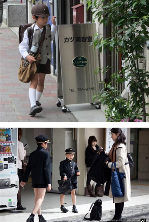 japanese school uniforms vs european school uniforms