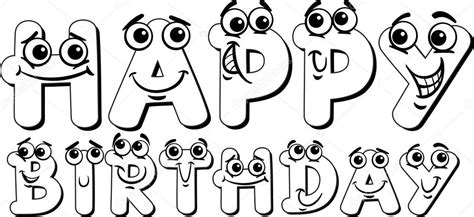 coloring pages of happy birthday signs happy birthday signs coloring pages