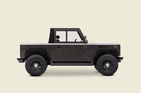 bollinger b1 bollinger motors b1 is a rough and ready go anywhere ev w