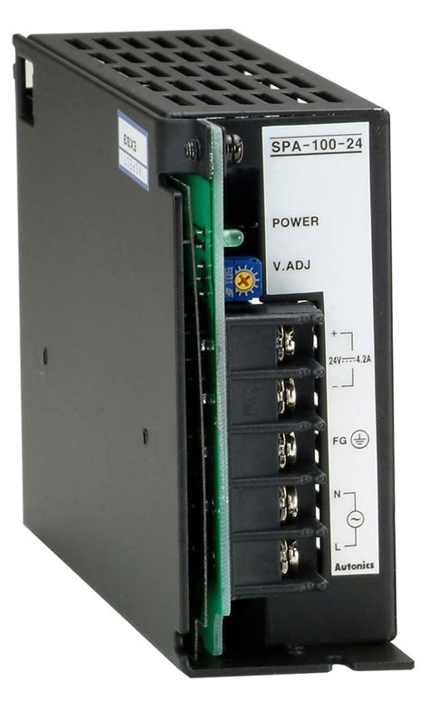 Autonics Switching Power Supplies Spa 100 24 autonics spa 100 12 switching mode power supply spa series sensor temp เทปก นเขต