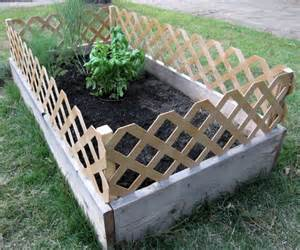 Raised Garden Fence Ideas 15 Unique Raised Garden Bed To Increase The Value Of Your Outdoor Space Top Inspirations