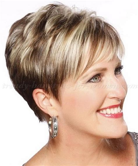 short hair styles for women over 50 with round faces short hairstyles women over 50 2015