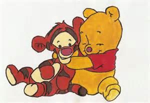 tigger pooh bear missdawson deviantart