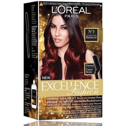 Excellence Fashion L Oreal l oreal excellence fashion n3 gradientred ส แดงออมเบธ