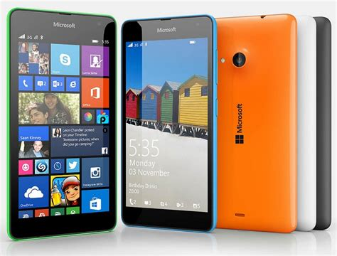 Microsoft Rm 1031 microsoft expected to unveil set of affordable lumia series smartphones at mwc 2015