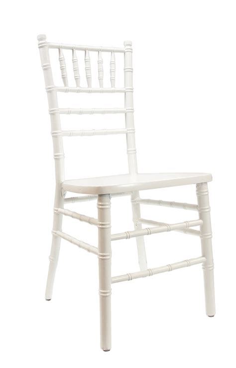 white chiavari chair vision furniture