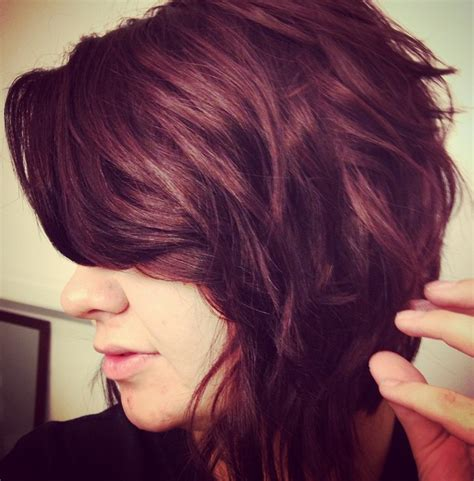 how to get marsala as a hair color instyle marsala hair don t care 10 ig girls getting it