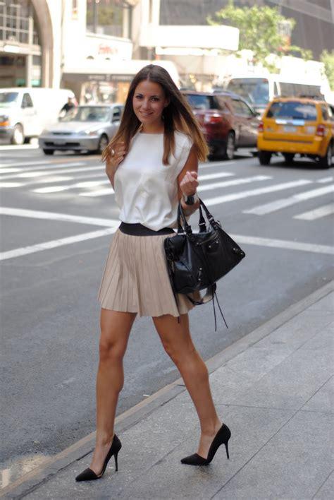 fashionvibe 187 zina charkoplia fashion 187 leather skirt