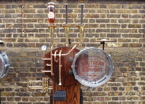Southern Comfort New Orleans by Musical Southern Comfort Dispensing Machines