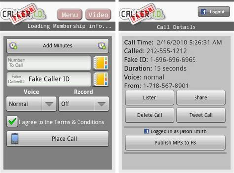 caller id faker apk caller id faker for android