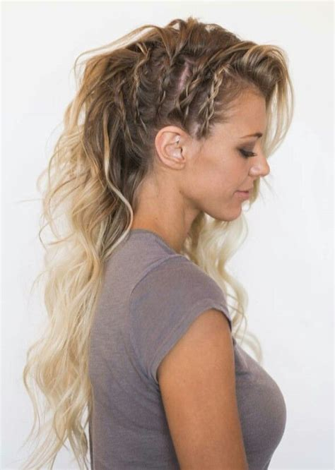 edgy going out edgy hairstyle hair styles hair styles