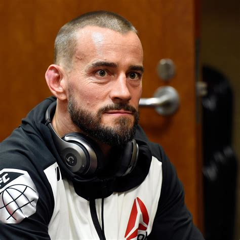 cm punk hairstyle cm punk haircut 2014 cm punk says he s working on next ufc