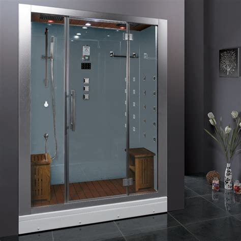 shower bath unit ariel platinum dz972f8w white steam shower unit dz972 room