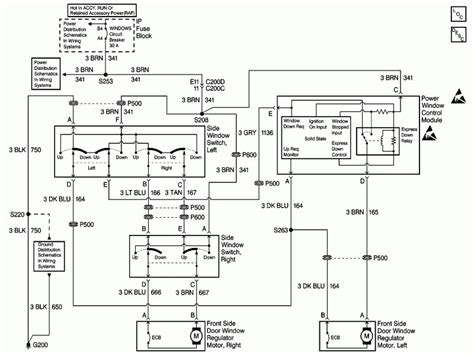gm window switch wiring diagram wiring diagram with
