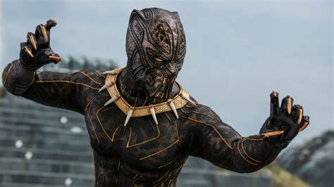 Baju Koko Black Panther Wakanda the killmonger is here to the show