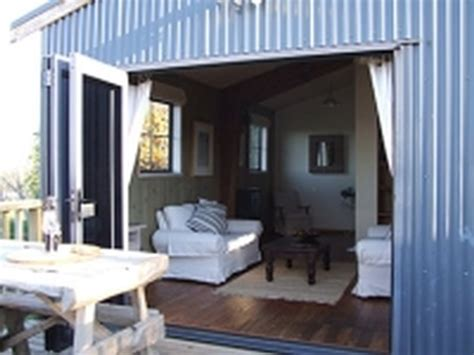 Indoor Balcony Katikati Accommodation The Woolshed Boutique Self